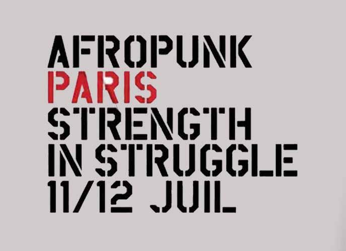 Afropunk Fest Paris