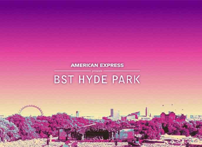 AMERICAN EXPRESS PRESENTS BST HYDE PARK