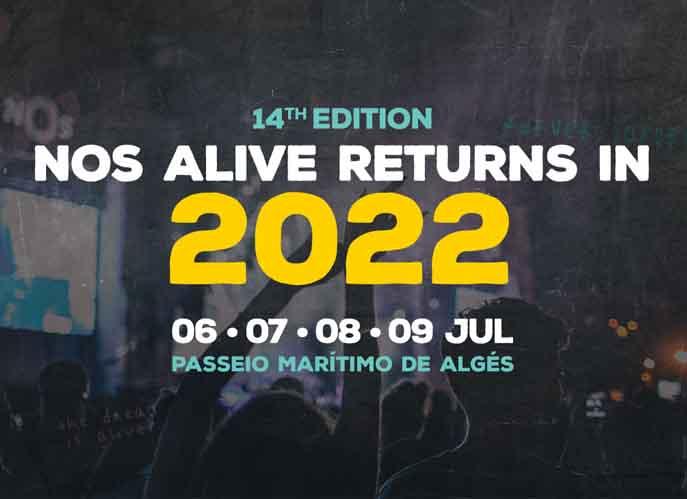 Nos Alive'22