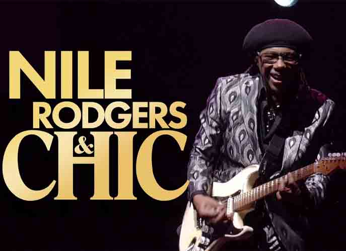Nile Rodegers & Chic