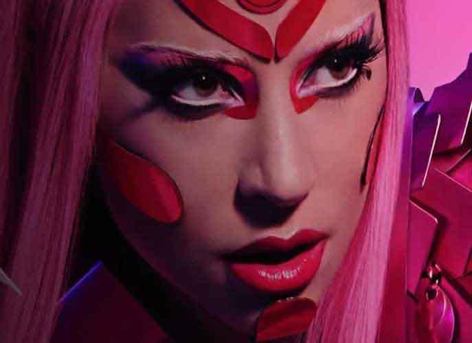 Lady Gaga En Tournée Stade de France