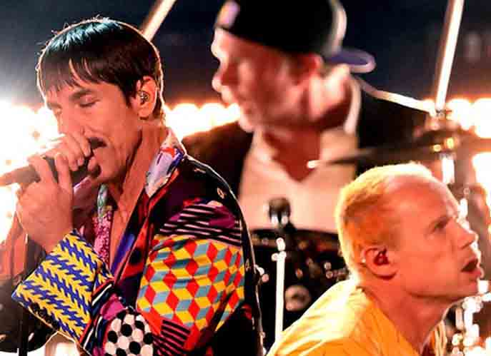 Red Hot Chili Peppers Europe 2022