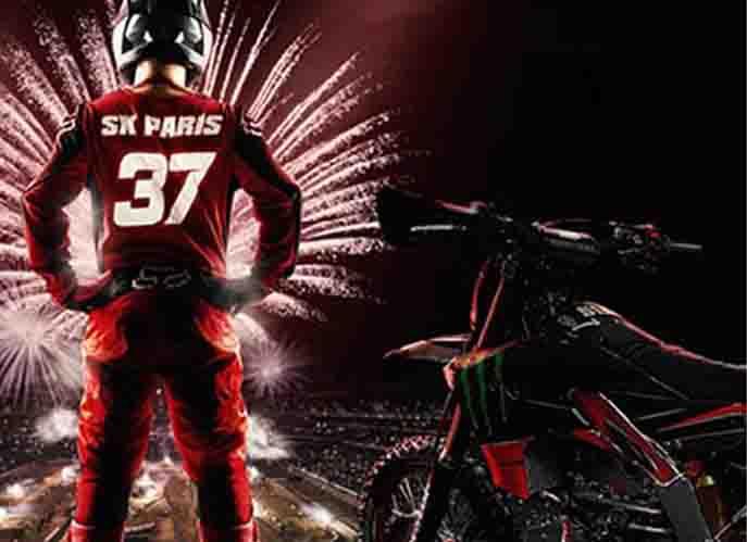 Supercross De Paris
